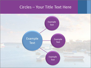 Tabarca island boats PowerPoint Template - Slide 79