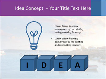 Tabarca island boats PowerPoint Template - Slide 80