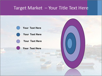 Tabarca island boats PowerPoint Template - Slide 84
