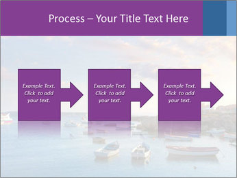 Tabarca island boats PowerPoint Template - Slide 88