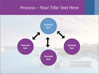 Tabarca island boats PowerPoint Template - Slide 91