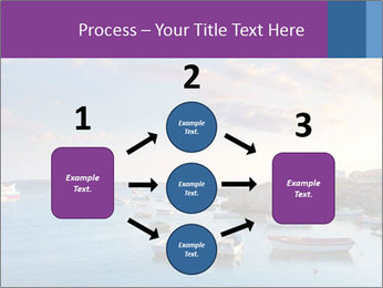 Tabarca island boats PowerPoint Template - Slide 92