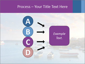 Tabarca island boats PowerPoint Template - Slide 94