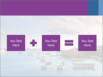Tabarca island boats PowerPoint Template - Slide 95