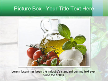 Fresh green salad PowerPoint Templates - Slide 15