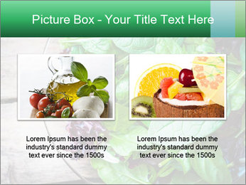 Fresh green salad PowerPoint Templates - Slide 18