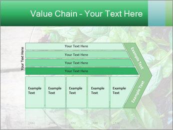 Fresh green salad PowerPoint Templates - Slide 27