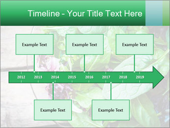 Fresh green salad PowerPoint Templates - Slide 28