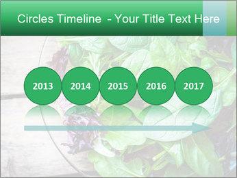 Fresh green salad PowerPoint Templates - Slide 29