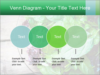 Fresh green salad PowerPoint Templates - Slide 32