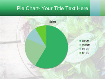 Fresh green salad PowerPoint Templates - Slide 36