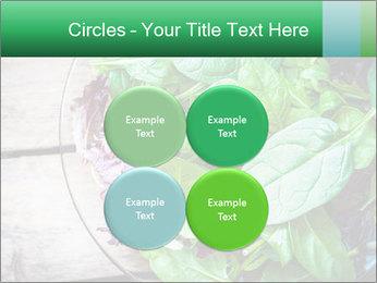 Fresh green salad PowerPoint Templates - Slide 38