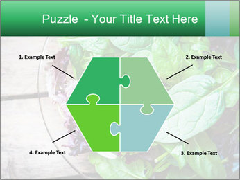 Fresh green salad PowerPoint Templates - Slide 40