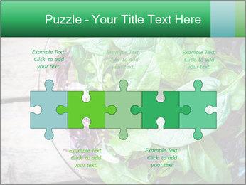 Fresh green salad PowerPoint Templates - Slide 41