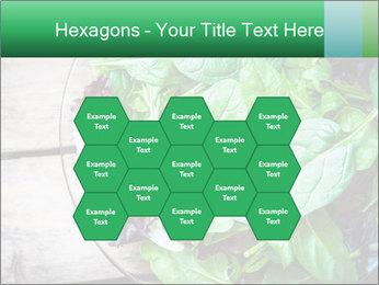 Fresh green salad PowerPoint Templates - Slide 44