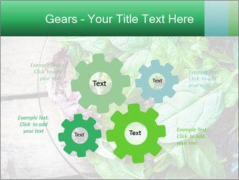 Fresh green salad PowerPoint Templates - Slide 47