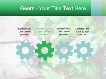 Fresh green salad PowerPoint Templates - Slide 48