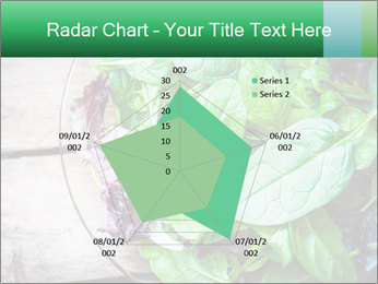 Fresh green salad PowerPoint Templates - Slide 51