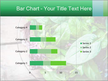 Fresh green salad PowerPoint Templates - Slide 52