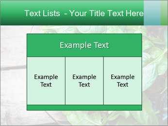 Fresh green salad PowerPoint Templates - Slide 59