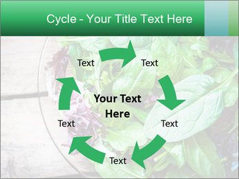Fresh green salad PowerPoint Templates - Slide 62