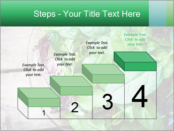 Fresh green salad PowerPoint Templates - Slide 64
