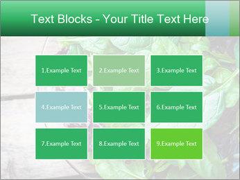 Fresh green salad PowerPoint Templates - Slide 68