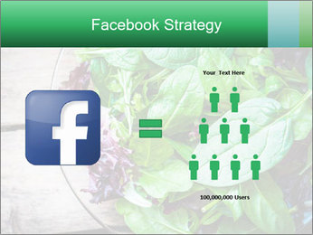 Fresh green salad PowerPoint Templates - Slide 7