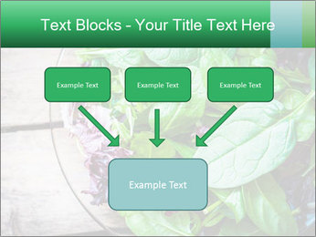 Fresh green salad PowerPoint Templates - Slide 70