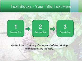 Fresh green salad PowerPoint Templates - Slide 71