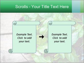 Fresh green salad PowerPoint Templates - Slide 74