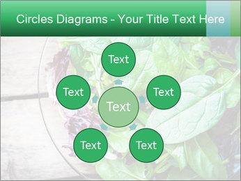 Fresh green salad PowerPoint Templates - Slide 78