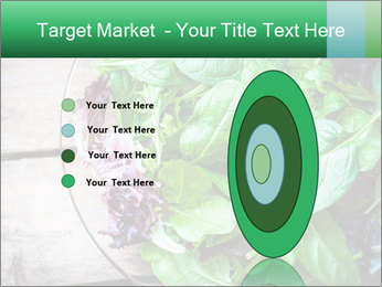 Fresh green salad PowerPoint Templates - Slide 84