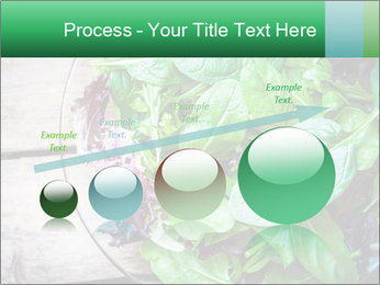 Fresh green salad PowerPoint Templates - Slide 87
