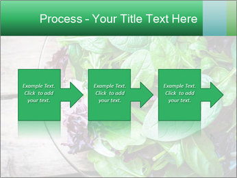 Fresh green salad PowerPoint Templates - Slide 88