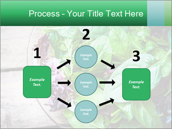Fresh green salad PowerPoint Templates - Slide 92