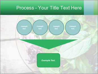 Fresh green salad PowerPoint Templates - Slide 93