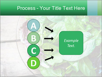 Fresh green salad PowerPoint Templates - Slide 94