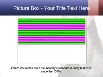 Beauty Brunette Fashion Model PowerPoint Template - Slide 15