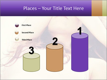 Sad woman PowerPoint Template - Slide 65
