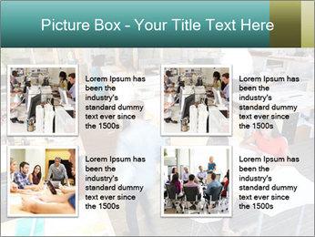 Plan Office PowerPoint Template - Slide 14