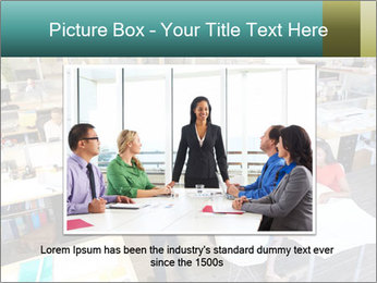 Plan Office PowerPoint Template - Slide 15