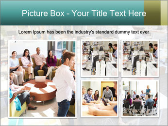 Plan Office PowerPoint Template - Slide 19
