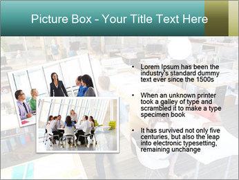 Plan Office PowerPoint Template - Slide 20
