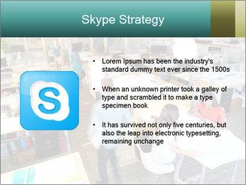 Plan Office PowerPoint Template - Slide 8