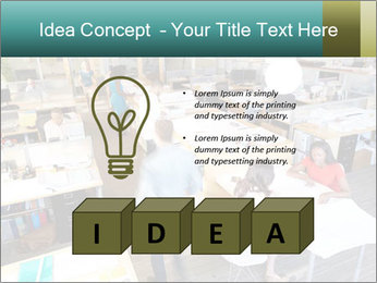 Plan Office PowerPoint Template - Slide 80