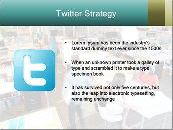 Plan Office PowerPoint Template - Slide 9