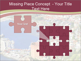 Turkish Riviera PowerPoint Templates - Slide 45