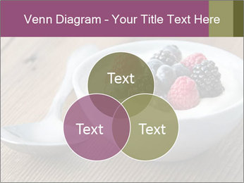 Bowl of fresh mixed berries PowerPoint Template - Slide 33