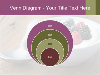 Bowl of fresh mixed berries PowerPoint Template - Slide 34
